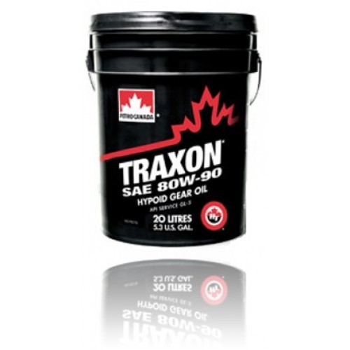 TRAXON™ XL Synthetic Blend 80W140